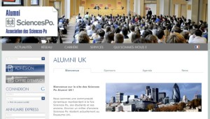Sciences Po Alumni UK new website